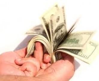 ventaglio soldi
