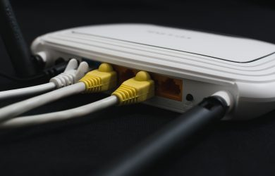 modem router fibra